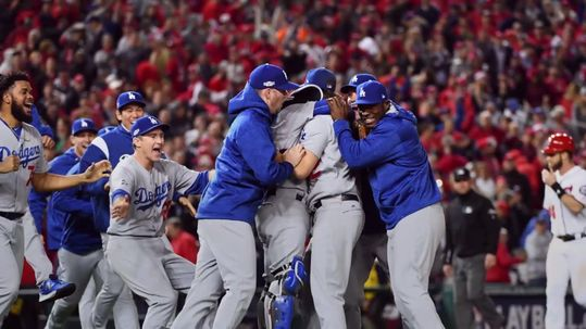Dodgers, ever resilient, knock off Nationals to set up showdown with Cubs – USA TODAY